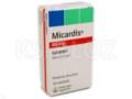 Micardis interakcje ulotka tabletki 0,08 g 28 tabl.
