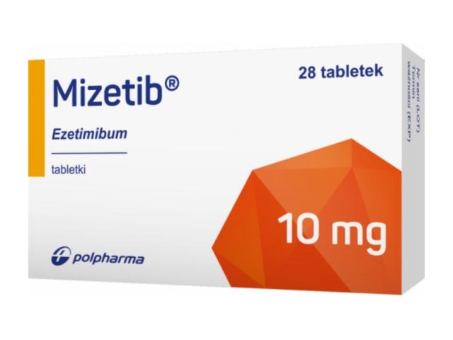 Mizetib interakcje ulotka tabletki 0,01 g 28 tabl.