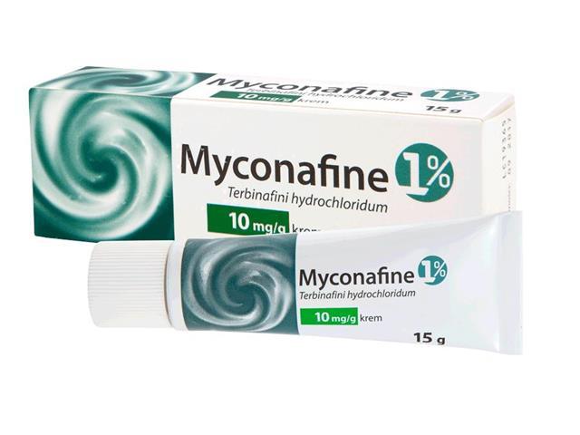 Myconafine 1% interakcje ulotka krem 0,01 g/g 15 g