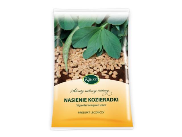Nasienie kozieradki interakcje ulotka zioła do zaparzania 1 g/g 100 g
