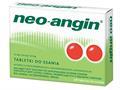 Neo-Angin interakcje ulotka tabletki do ssania 1,2mg+0,6mg+5,9mg 24 tabl.