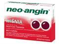 Neo-Angin wiśnia interakcje ulotka pastylki twarde 1,2mg+0,6mg+5,9mg 24 pastyl.