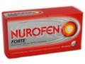 Nurofen Forte interakcje ulotka tabletki powlekane 0,4 g 48 tabl.