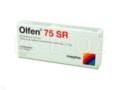 Olfen 75 SR interakcje ulotka tabletki powlekane o przedłużonym uwalnianiu 0,075 g 30 tabl.