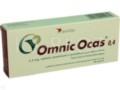 Omnic Ocas 0,4 interakcje ulotka tabletki powlekane o przedłużonym uwalnianiu 0,4 mg 30 tabl.