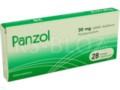Panzol interakcje ulotka tabletki dojelitowe 0,02 g 28 tabl.