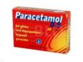 Paracetamol 0,5 interakcje ulotka tabletki 0,5 g 20 tabl.