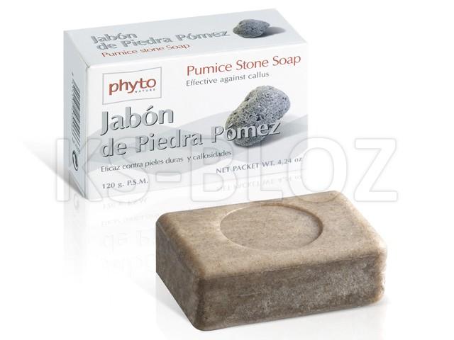 PHYTO NATURE Mydło z pumeksem interakcje ulotka   120 g