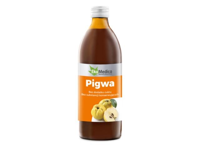 Pigwa 0,5L suplement diety interakcje ulotka płyn  500 ml