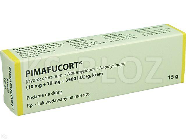 Pimafucort interakcje ulotka krem (0,01g+0,01g+3500I.U.)/g 15 g