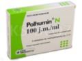 Polhumin N interakcje ulotka zawiesina do wstrzykiwań 100 j.m./ml 5 wkł. po 3 ml