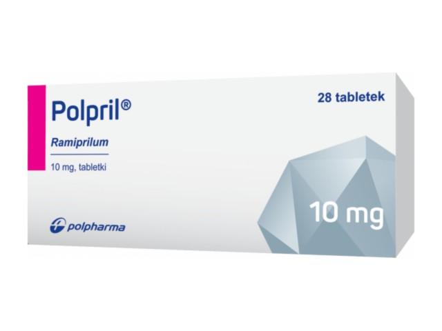 Polpril interakcje ulotka tabletki 0,01 g 28 tabl.