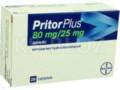 PritorPlus interakcje ulotka tabletki 0,08g+0,025g 28 tabl.