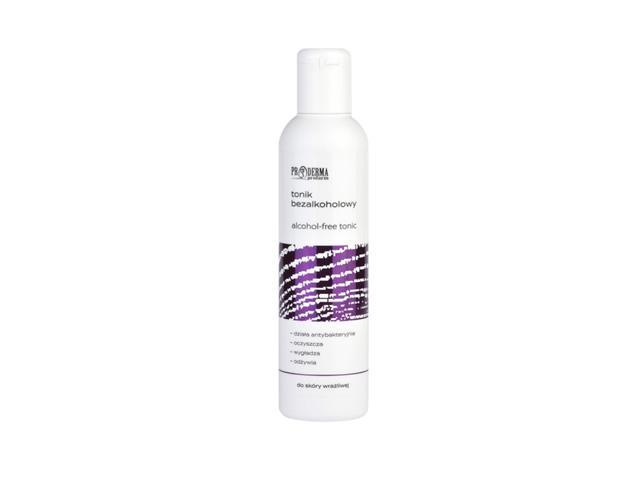 PRODERMA PICHTOWY Tonik b/alkohol. interakcje ulotka   200 ml