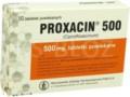 Proxacin 500 interakcje ulotka tabletki powlekane 0,5 g 10 tabl.