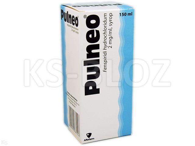 Pulneo interakcje ulotka syrop 2 mg/ml 150 ml