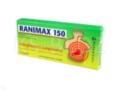 Ranitidinum Pliva (Ranimax 150) interakcje ulotka tabletki powlekane 0,15 g 10 tabl.