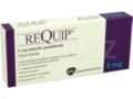 Requip® interakcje ulotka tabletki powlekane 5 mg 21 tabl.