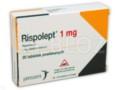 Rispolept interakcje ulotka tabletki powlekane 1 mg 20 tabl.