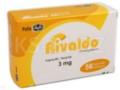 Rivaldo interakcje ulotka kapsułki twarde 3 mg 56 kaps.