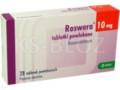 Roswera interakcje ulotka tabletki powlekane 0,01 g 28 tabl.