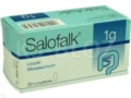 Salofalk 1g interakcje ulotka czopki doodbytnicze 1 g 30 czop.