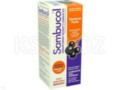 Sambucol Immuno Forte interakcje ulotka syrop - 120 ml
