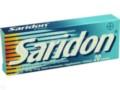 Saridon interakcje ulotka tabletki 0,25g+0,15g+0,05g 20 tabl.