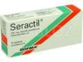 Seractil interakcje ulotka tabletki powlekane 0,2 g 10 tabl.