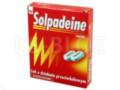 Solpadeine interakcje ulotka tabletki 0,5g+0,03g+8mg 12 tabl.