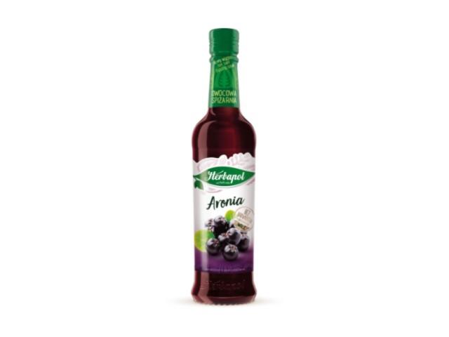 Syrop Aronia - suplement diety interakcje ulotka   420 ml