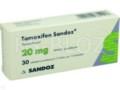 Tamoxifen Sandoz interakcje ulotka tabletki powlekane 0,02 g 30 tabl.
