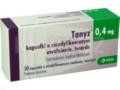 Tanyz interakcje ulotka kapsułki o zmodyfikowanym uwalnianiu 0,4 mg 30 kaps.