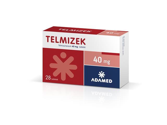 Telmizek interakcje ulotka tabletki 0,04 g 28 tabl.