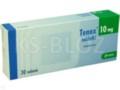 Tenox interakcje ulotka tabletki 0,01 g 30 tabl.