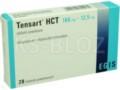 Tensart HCT interakcje ulotka tabletki powlekane 0,16g+0,0125g 28 tabl.