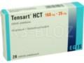 Tensart HCT interakcje ulotka tabletki powlekane 0,16g+0,025g 28 tabl.