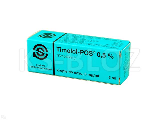 Timo-Comod 0,5% interakcje ulotka krople do oczu 5 mg/ml 1 but. po 10 ml