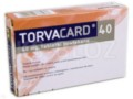 Torvacard 40 interakcje ulotka tabletki powlekane 0,04 g 30 tabl.