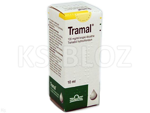 Tramal interakcje ulotka krople doustne 0,1 g/ml 10 ml