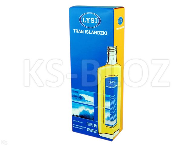 Tran LYSI Flavour(natur.) interakcje ulotka płyn doustny  240 ml