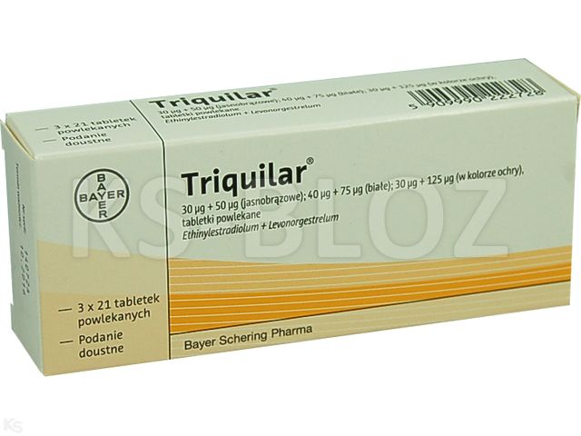 Triquilar 21 information systems