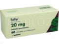 Tulip interakcje ulotka tabletki powlekane 0,02 g 60 tabl.