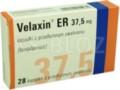 Velaxin ER 37,5 interakcje ulotka kapsułki o przedłużonym uwalnianiu 0,0375 g 28 kaps.