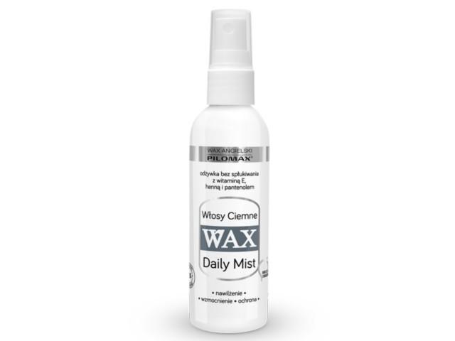 WAX ang Pilomax Odżywka spray wł.ciemne DailyMist interakcje ulotka   100 ml