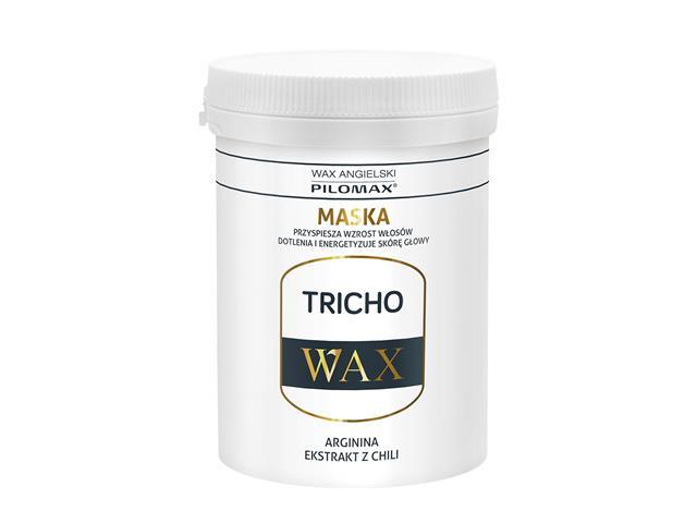 WAX ang Pilomax TRICHO Maska przyspieszająca wzrost wł. interakcje ulotka   240 ml