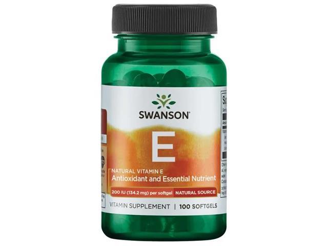 Witamina E 200IU (naturalna) interakcje ulotka kapsułki 200 j.m. 100 kaps.