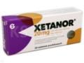 Xetanor 20mg interakcje ulotka tabletki powlekane 0,02 g 30 tabl.
