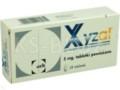 Xyzal interakcje ulotka tabletki powlekane 5 mg 28 tabl.