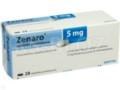 Zenaro interakcje ulotka tabletki powlekane 5 mg 28 tabl.